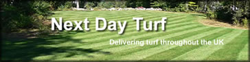 Next Day Turf - Delivering Turf throughout the UK.